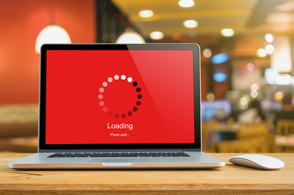 Screen stuck on loading