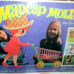 Kenner Madcap Molly, the do it all dolly