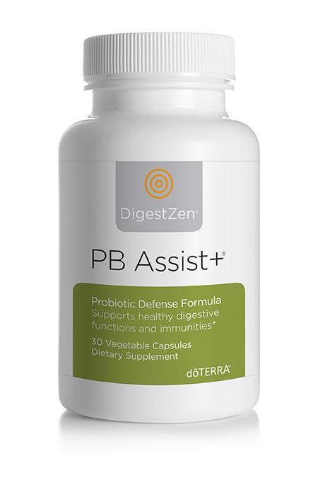 Bottle of PB Assist