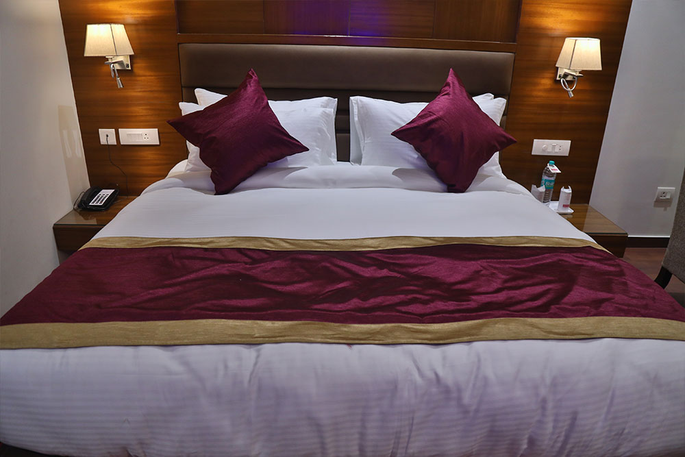 Standard-room2 - THE BLISS CORBETT