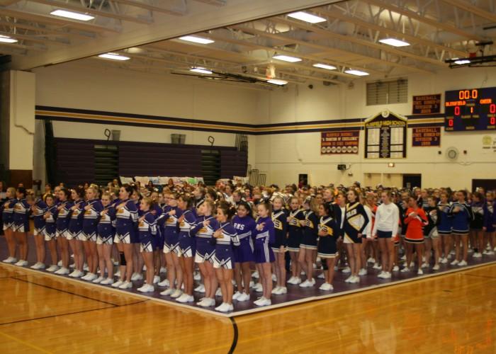 Royal cheer hosts Jamboree