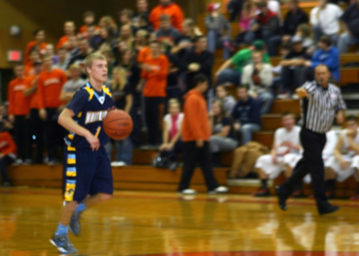 Whiteford's Lake breaks 1000-point mark; men's basketball Feb. 4-8