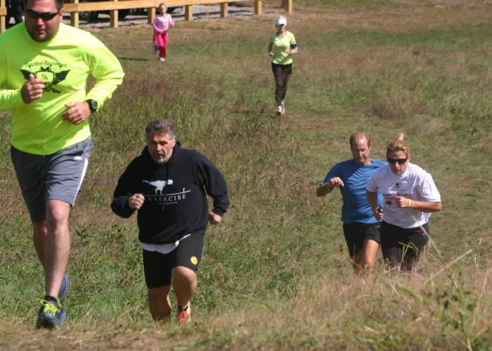 First Day of Autumn Trail Run Sunday at Gerber Park