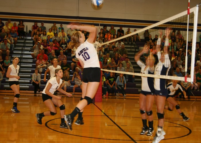 Volleyball: Sept. 18 edition