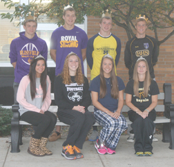 It's Homecoming at Blissfield High