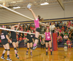 VOLLEYBALL: Oct. 23, 2013, edition