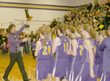 Lady Royals win District Crown