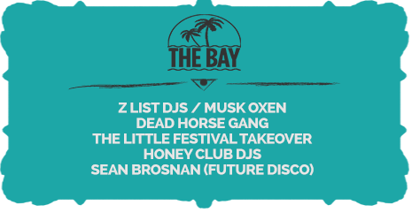 The Bay Line Up