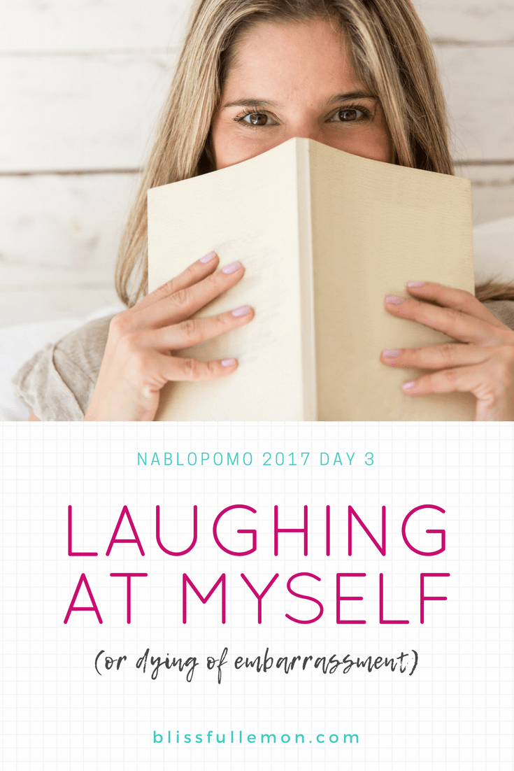 Random musings, curing perfectionism, and silencing my inner book snob
