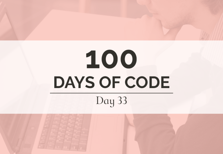 I finished modifying my code snippets, despite the fact that WordPress seems to have a mind of its own. I also reached the end of my journey with Codecademy. Read the post to find out why.