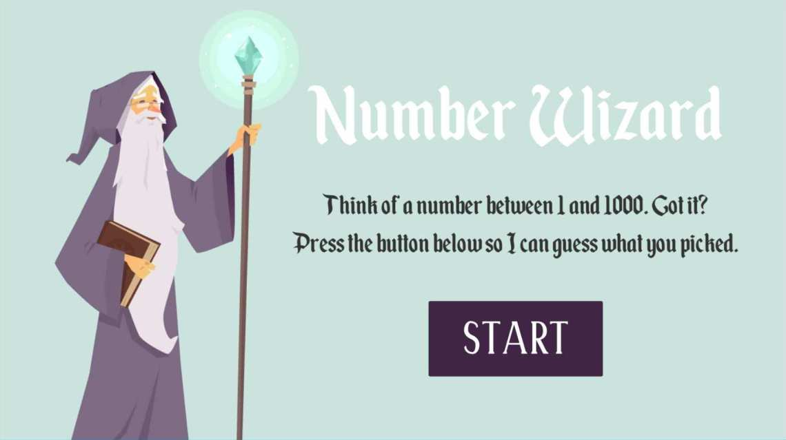 This Number Wizard UI project was created in Unity as part of my Summer of Code 2019. Learn more at blissfullemon.com