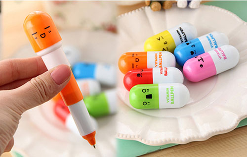 pills pen