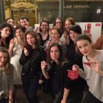 Vive la #TeamVelvet ! (photo @BourjoisParis)