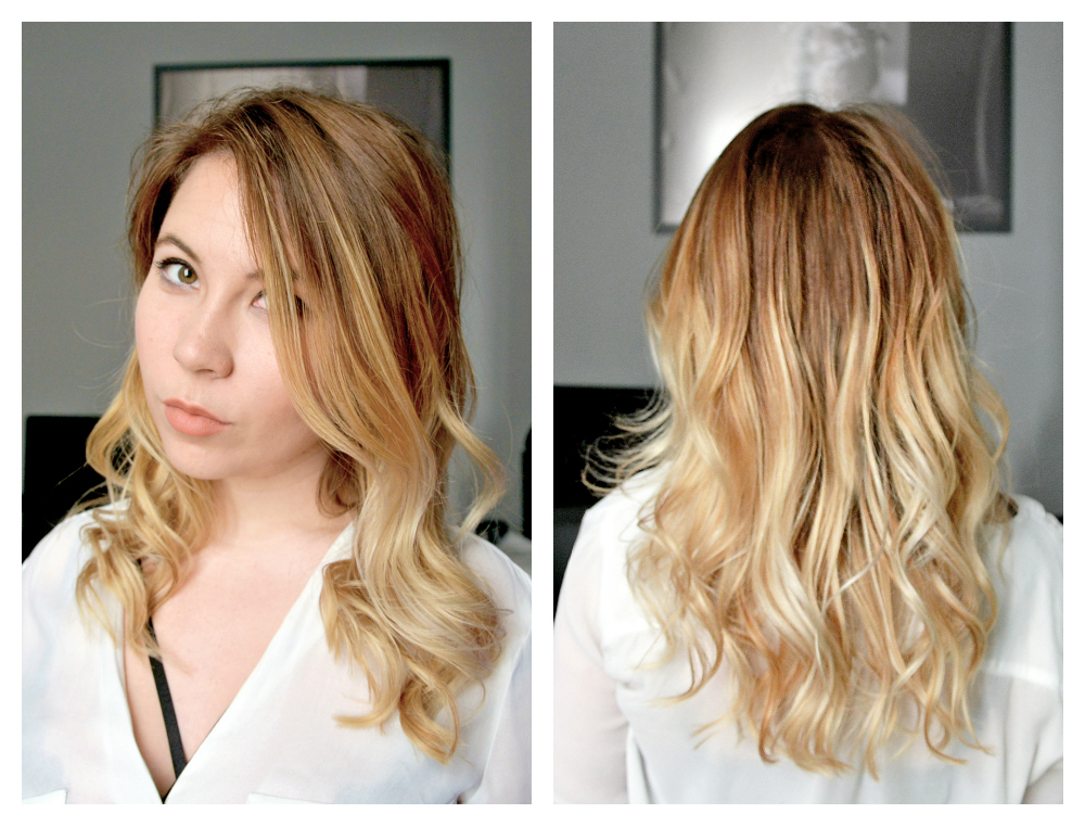 Ombré hair raphael perrier blissfully yours