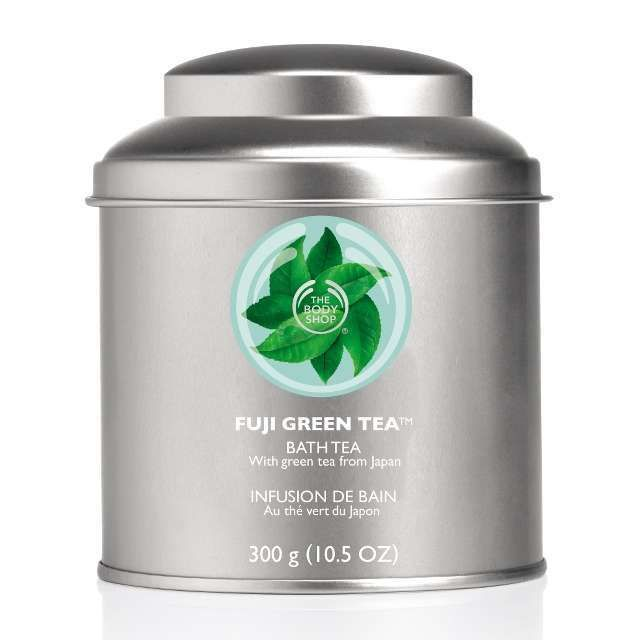 soldes-2018-beaute-soin-the body shop infusion green tea
