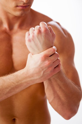 Painful wrists? Try this!