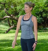 Shoulder exercise 2A