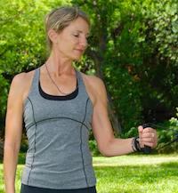 Shoulder exercise 4A