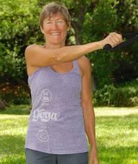 Shoulder exercise 8A