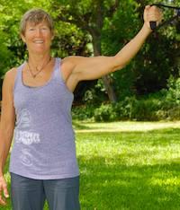 Shoulder exercise 9A