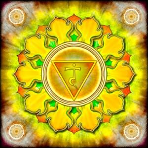 Manipura chakra - solar plexus