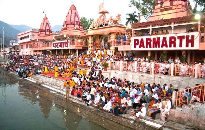 Parmarth Niketan Ashram, Rishikesh