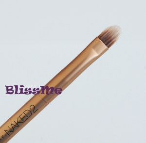 Urban Decay Naked 2 Professional Double Ended Pinsel