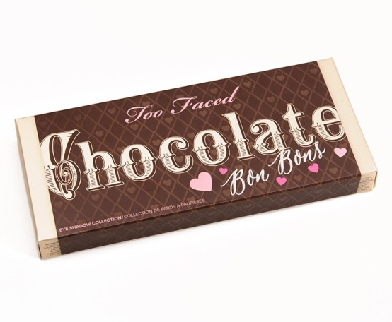 Too Faced Chocolate BON BONS Lidschatten Palette