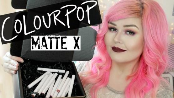 "Colourpop Lippie Stix Matte X / Lippentift ""Back Up"""