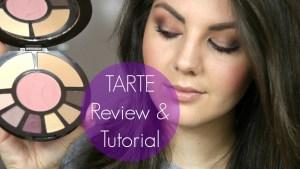 Tarte Rainforest After Dark Colored Clay Eye & Cheek Palette