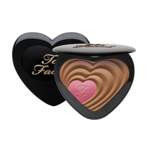 "Too Faced Soul Mates Blushing Bronzer Enlimineur ""Ross & Rachel"""