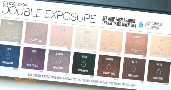 Smashbox Double Exposure Augen Palette