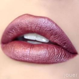 "Jouer - Long-Wear Lip Crème Liquid Lipstick ""Snap Dragon"""