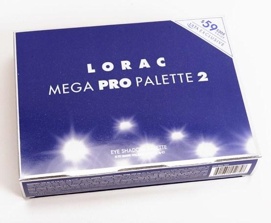 LORAC PRO Palette 3 / Lidschatten Palette
