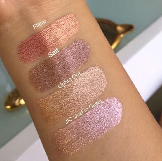 "Colourpop Ultra Metallic Lip Lipstick ""J.I.C"""