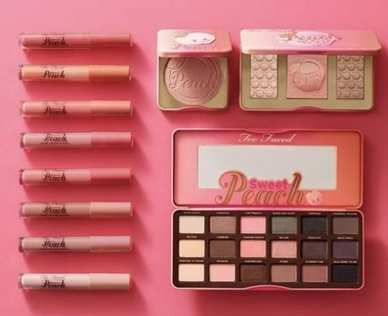 """Too Faced """"Peach Tease"""" Sweet Peach Creamy Peach Oil Lip Gloss"""