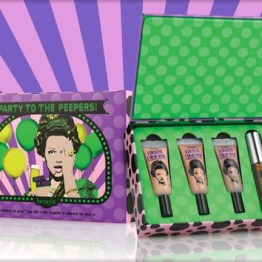 """Benefit Party To The Peepers! """"Sheers To You"""" Eye Kit"""