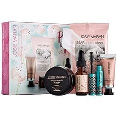 Josie Maran Pure Free Arganc Essentail Set