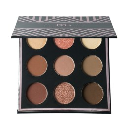 Makeup Geek In The Nude 9 Color Palette
