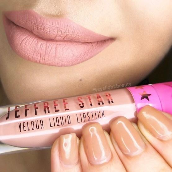 "Jeffree Star Matte Liquid Lipstick / Lippentift ""I'm Nude"""