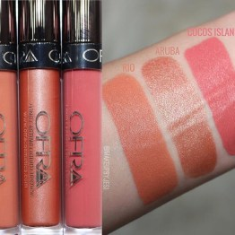 Ofra Limited Edition Island Time Lip Set