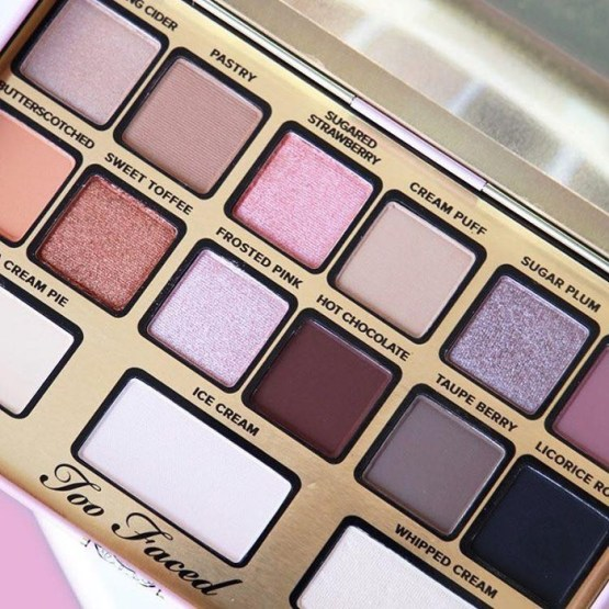 Too Faced I Want Kandee Candy Eyes Eyeshadow Palette