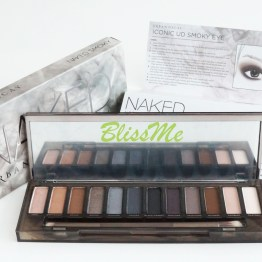 Urban Decay Naked Smoky Lidschatten Palette