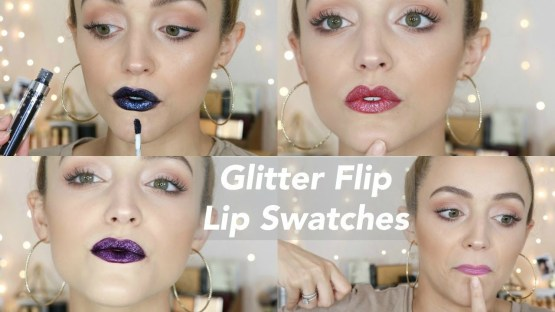 "Ciate London Glitter Flip Liquid Lipstick ""Infamous"""