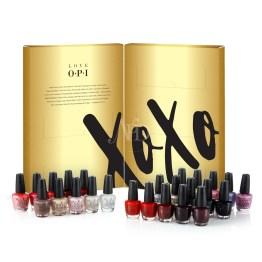 Love OPI XOXO Nail Lacquer 25 Pc Mini Set