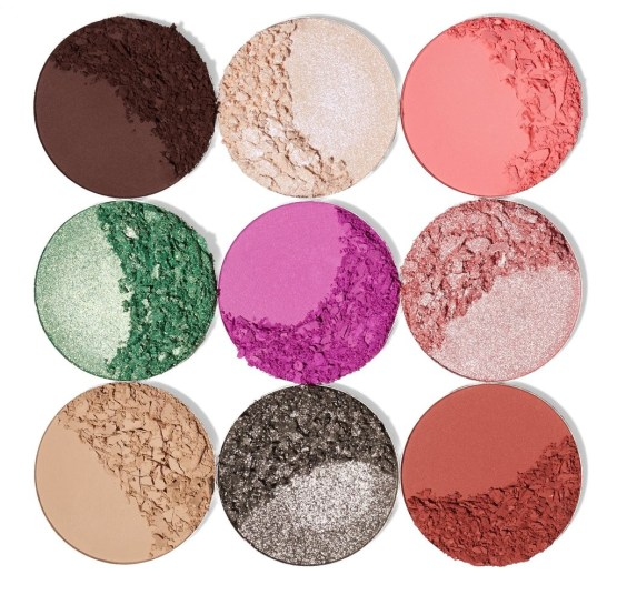 Juvia's Place Douce Eyeshadow Palette