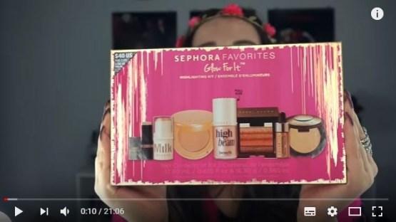 """Sephora Favorites """"Glow For It"""" Kit"""