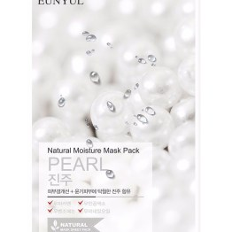 EUNYUL Natural Moisture Mask Pack - Pearl