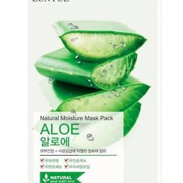 EUNYUL Natural Moisture Mask Pack - Aloe Vera