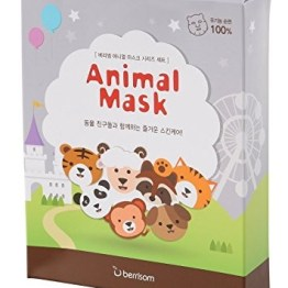 BERRISOM Korean Animal Mask Series 7 Pcs Set